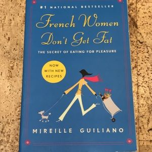 French Women Don't Ge Fat